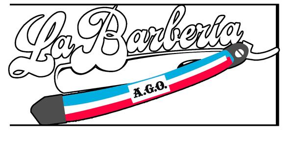 la Barberia AGO Adrian Garcia Orcajo